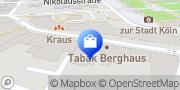 Karte Apollo-Optik Bergisch Gladbach, Deutschland