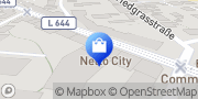 Karte Netto City Filiale Herne, Deutschland
