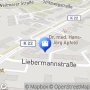 Karte L&V Computer Bochum, Deutschland