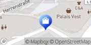 Karte o2 Shop Recklinghausen, Deutschland