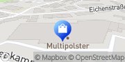 Karte Multipolster -  Remscheid Remscheid, Deutschland