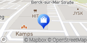 Karte Telekom Shop Bad Honnef, Deutschland