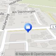 Karte Netto Filiale Sankt Augustin, Deutschland
