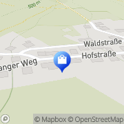 Karte Hausmann IT-Service Kirschweiler, Deutschland