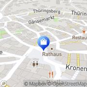 Karte Rader Betten-und Gardinenhaus eK Inh. Reinhardt Half Remscheid, Deutschland