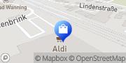Karte Combi Verbrauchermarkt Salzbergen Salzbergen, Deutschland