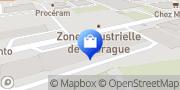Carte de Dayer G. Armes SA Sion, Suisse