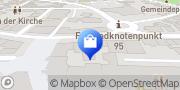 Karte Vodafone Shop Radevormwald, Deutschland