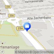 Karte Netto Filiale Selm, Deutschland