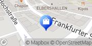 Karte Augenoptik Wolf Hagen, Deutschland