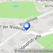 Karte St. Laurentius-Apotheke Windeck, Deutschland