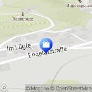 Carte de Hannelore Lucas Efringen-Kirchen, Allemagne
