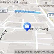 Karte Verlaats-Apotheke Großefehn, Deutschland