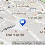 Karte WMF Münster, Deutschland