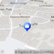 Karte WMF Lörrach, Deutschland