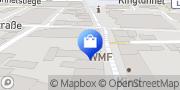 Karte WMF Unna, Deutschland