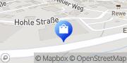 Karte Netto Filiale Herscheid, Deutschland
