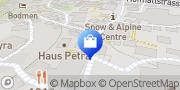 Carte de Matterhorn Sport Zermatt, Suisse