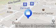 Carte de Bayard Mammut Zermatt, Suisse