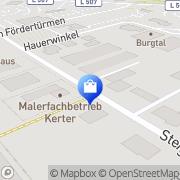 Karte OCP Technologies GmbH Hamm, Deutschland