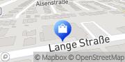 Karte PENNY-Markt Discounter Hamm, Deutschland