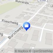 Karte nah und gut Seger Hausen im Wiesental, Deutschland