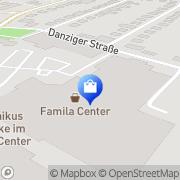 Karte Apollo-Optik Westerstede, Deutschland