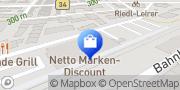 Karte Netto Filiale Bad Säckingen, Deutschland