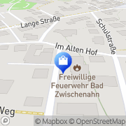 Karte Freiwillige Bad Zwischenahn, Deutschland