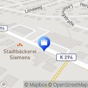 Karte Netto Filiale Sande, Deutschland