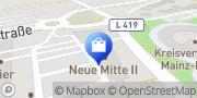 Karte Görtz Schuhe Ober-Ingelheim, Deutschland