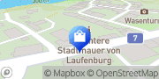 Karte Leuenberger AG Gärtnerei Laufenburg, Schweiz