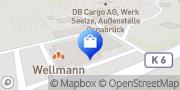 Karte PENNY-Markt Discounter Osnabrück, Deutschland