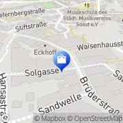 Karte WMF Soest, Deutschland