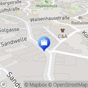 Karte o2 Shop Soest, Deutschland
