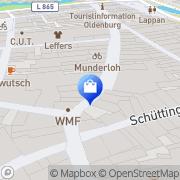 Karte IQOS Pop Up Store Oldenburg, Deutschland