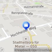 Karte Aktiv-Markt Oldenburg, Deutschland