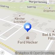 Karte Brown´S Active Park Harsewinkel, Deutschland