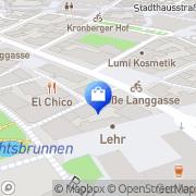 Karte Landenberger Tabakwaren Mainz, Deutschland