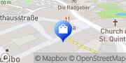 Karte Wolsdorff Tobacco Mainz, Deutschland