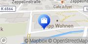 Karte Seipp Wohnen Waldshut-Tiengen, Deutschland
