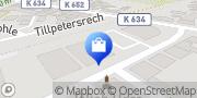 Karte Netto Filiale Wiesbaden, Deutschland
