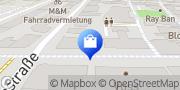 Karte Telekom Shop Sylt, Deutschland