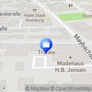 Karte Hunkemöller Sylt Sylt, Deutschland