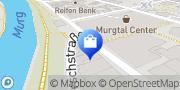 Karte Müller Drogeriemarkt Gaggenau, Deutschland