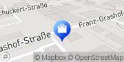 Karte GRES SpanienFliesen GmbH Mannheim, Deutschland