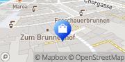 Karte SchuhFrosch Zürich, Schweiz