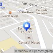 Karte Bahnhof-Apotheke Eschborn, Deutschland