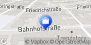 Karte Apollo-Optik Brilon, Deutschland
