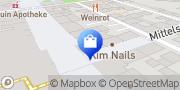 Karte Vodafone Shop Bremerhaven, Deutschland